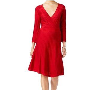 Nine West - NWT Red Sweater Dress
